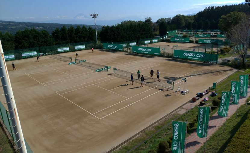 ITFシニアテニス2020