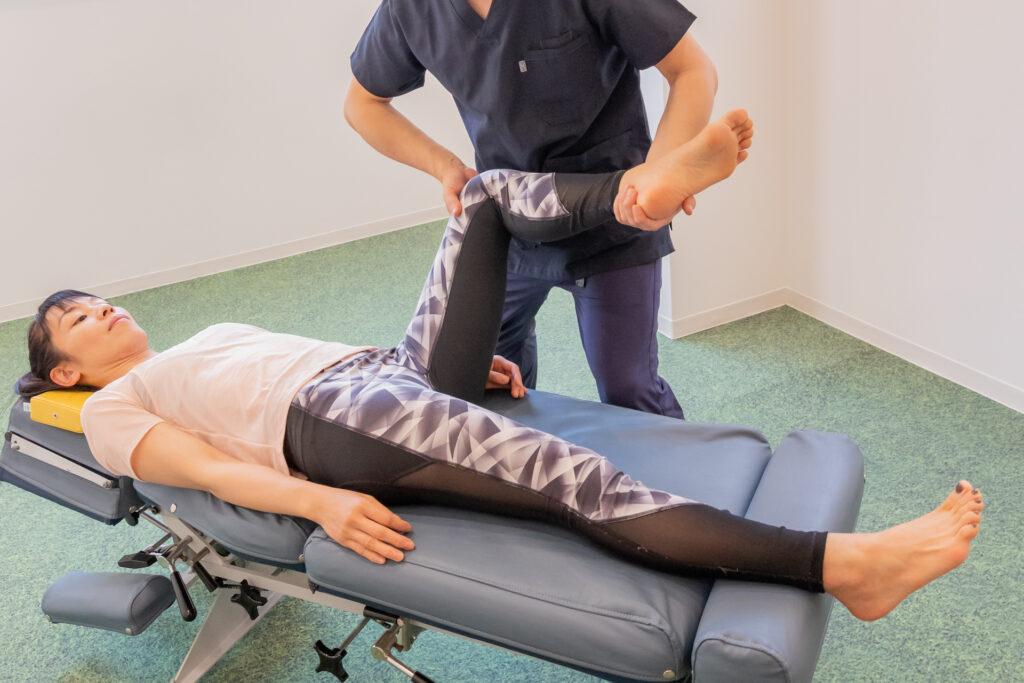 膝の内側の痛み鵞足炎01