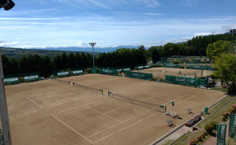ITFシニアテニス大会